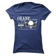 OKANE - Rule