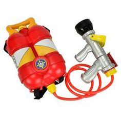 Fireman-Sam-Water-Gun-with-Tank-Bag-Water-Splash-Water-Squirter-Backpack