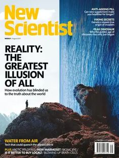 Read issue 3241 3 August 2019 of New Scientist magazine for the best science news and analysis Dinosaur Discovery, Water From Air, Philosophy Of Science, Science Magazine, New Scientist, World Water, How To Start Yoga, Science News, Science Projects