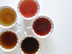 Tea Palette