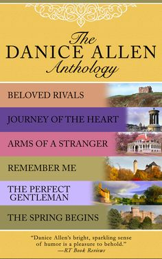 Can't afford a trip to Scotland and a time machine?  Danice Allen's sumptuous Regency romances are the next best thing.  http://diversionbooks.com/ebooks/danice-allen-anthology