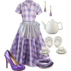Ready for a cup of tea., created by kanani-wilson on Polyvore