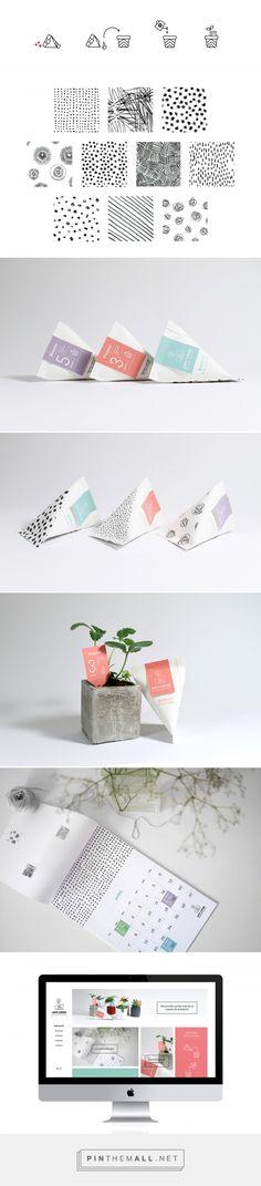 Anticrise - Jardin intérieur on Behance - created via https://pinthemall.net