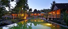 Infinity pool and Garden area that suitable for wedding or events. Villa contact  for villa information: jo@magic-bali.com