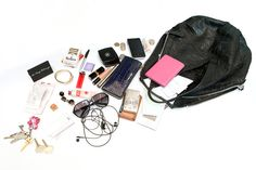 What's in your bag, Mary Katrantzou? http://www.fashionmagazine.com/blogs/fashion/2012/05/16/whats-in-your-bag-mary-katrantzou/attachment/may12-katrantzou1-3/#