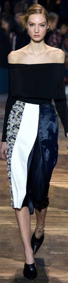 Christian Dior Spring 2016 Couture, luv the skirt Dior Fashion, I Love Fashion, Couture Fashion, Runway Fashion, Fashion Models, Womens Fashion, Fashion Trends, Christian Dior, All About Fashion
