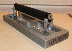 EFI Nozzle Injector Plate for  Enderle Bug-Bird- and other Hat Injectors- Hidden #AutoRacingParts