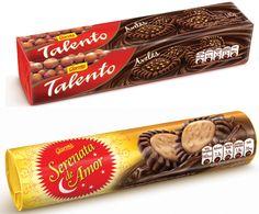 Biscoitos Garoto chegam às lojas do Brasil