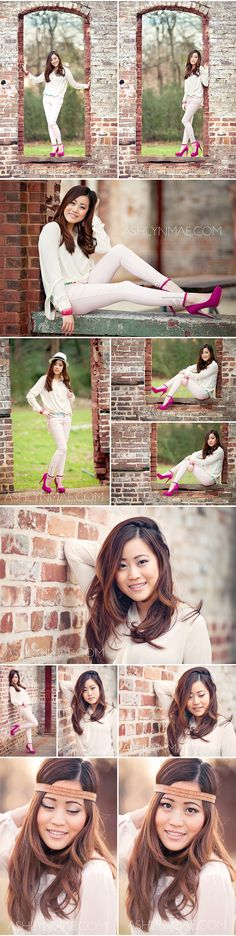 High School Senior Portrait Photography