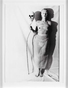 Birgit Jürgenssen // Feminism // Avant-Garde