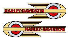 Tank Decal, fits models self-adhesive, bronze / red / grey, width x height: x cm, replaces OEM 6 . Custom Paint Motorcycle, Motorcycle Tank, Custom Bobber, Custom Motorcycles, Harley Davidson Logo, Harley Davidson Kunst, Harley Knucklehead, Harley Softail, Twin Models