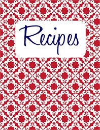 Image result for recipes book covers