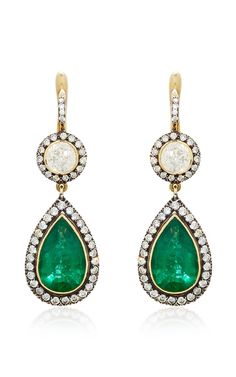 Royal Collection Drops Earrings by Sanjay Kasliwal