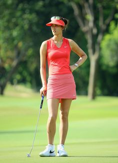 Michelle Wie Photos - HSBC Women's Champions - Day Four - Zimbio