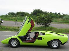 Lamborghini Countach LP400 1974 (el primero) - Taringa!