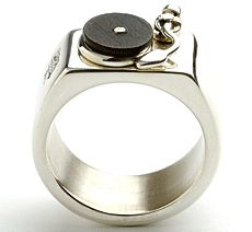 Turntable Ring. Turn it UP.