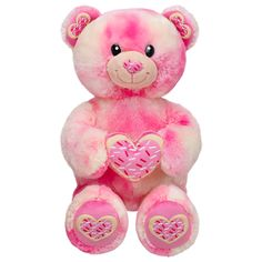 15 in. Sugar Cookie Bear - SKU: 018252 - with a plush cookie