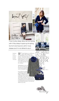 """""""grey and navy"""" by summerbreeze85 ❤ liked on Polyvore"""