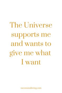 Looking for daily affirmation for help from the universe? Success-soul® Living shares the best affirmations for manifesting wealth and abundance. money affirmations Law of attraction Positive Affirmations Quotes, Self Love Affirmations, Law Of Attraction Affirmations, Money Affirmations, Law Of Attraction Quotes, Affirmation Quotes, Positive Quotes, Affirmations For Success, Prosperity Affirmations