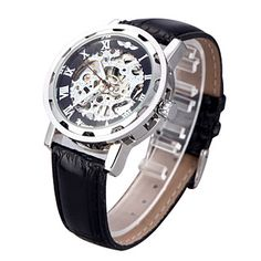 Transparent Dial Sport Watches