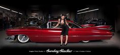 Congratulations to Counts Kustoms and their, Counting Cars on the History Channel. Here is Danny's 1959 Cadillac Coupe de Ville from Issue Two of Sunday Slacker. www.sundayslackermagazine.com