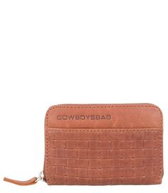 Cowboysbag Purse Peel Cognac
