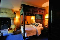17th century mill converted into a charming hotel