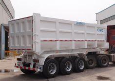 David    Tel/what's app : +86 186 152 01302     E-mail  :  info@cimcvehicles.cn  CIMC brand new charoit dumper trailer loading capacity of 60 t heavy duty semi trailer dump truck end dump trailer