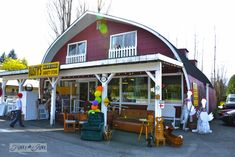 Junkin at Rustys! A shopping adventure with too many pictures, via Funky Junk Interiors  hot springs arkansas