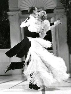 Dance & cinema Fred Astaire & Ginger Roger