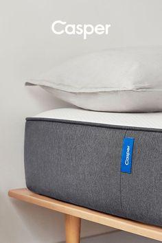 The award-winning Casper mattress was obsessively engineered for better sleep…