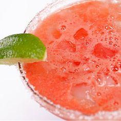 How to Make Watermelon Margaritas Video | MyRecipes.com