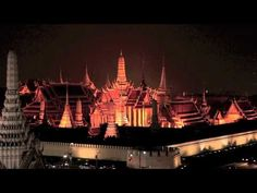 Thailand's landmarks switch off for Earth Hour 2012
