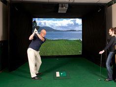 How to Build a Golf Simulator