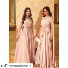 Selma Benomar @selma_benomar_caftan #Repost @mayssama...Instagram photo | Websta (Webstagram)