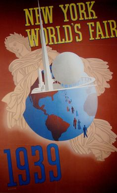 939 New York World's Fair – Atherton