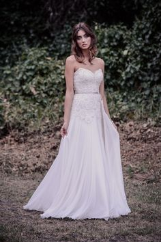 Not quite my style, but it's beautiful. The bodice is really nice.