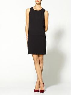 Tinley Road Ponte Shift Dress | Piperlime