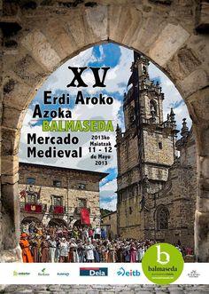 Mercado Medieval Balmaseda. - mayo 2013