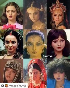 Bollywood's biggest ever ♥️🌹💋 Bollywood Actress Hot Photos, Bollywood Celebrities, Birthday Songs Video, Miss World 2000, Girl In Rain, Rekha Actress, Rajesh Khanna, Twinkle Khanna, Rishi Kapoor