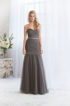 L164071.  This is a bridesmaid dress but I think in ivory this would be a great wedding dress too