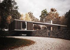 architecturalvisualisation:   by Ström Architects