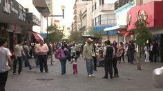 Streetfilms Shortie - The Car-Free Plazas of Guadalajara! on Vimeo