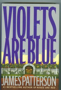 Violets Are Blue Alex Cross Mystery Thriller Series James Patterson