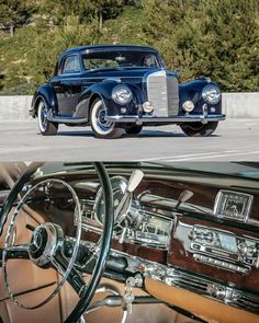 1956 Mercedes-Benz Coupe This is what you call pristineness. – ✨Glowigen⭐🌟 1956 Mercedes-Benz Coupe This is what you call pristineness. 1956 Mercedes-Benz Coupe This is what you call pristineness. Mercedes Auto, Mercedes Benz 300, Mercedes Maybach, Old Mercedes, Classic Mercedes, Bmw Cs, Dream Cars, Benz Amg, Mercedez Benz