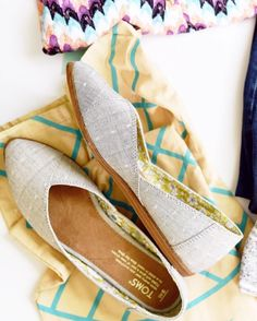 Love Toms and these are dressier than the classic style.  I worry about how to keep t;hem clean but I love the look