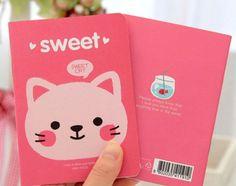 Carnet Sweet - Le Club des Sottes-