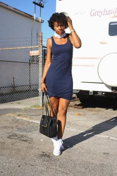 Converse with dress http://tealseahorse.com/converse-with-dress-outfit-ideas/