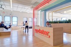 Updater Offices - New York City - Office Snapshots