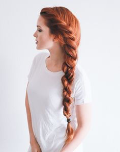 All the best hair intentions never stand a chance against the long, humid days that are nearly upon us. Instead of splurging on goops and waxes and spending hours with your straightener, try switching things up with a fun braid. (And no, we'd never judge you if you actually spent that time just taking this story straight to the salon and letting someone else do it for you.)